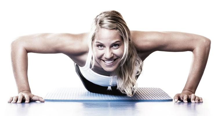 Kom i form uden at gå i gymnastiksalen