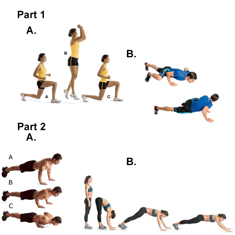 Hurtig total træning