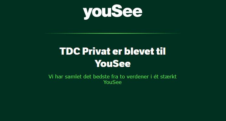TDC Tilbud