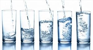 Briller vand